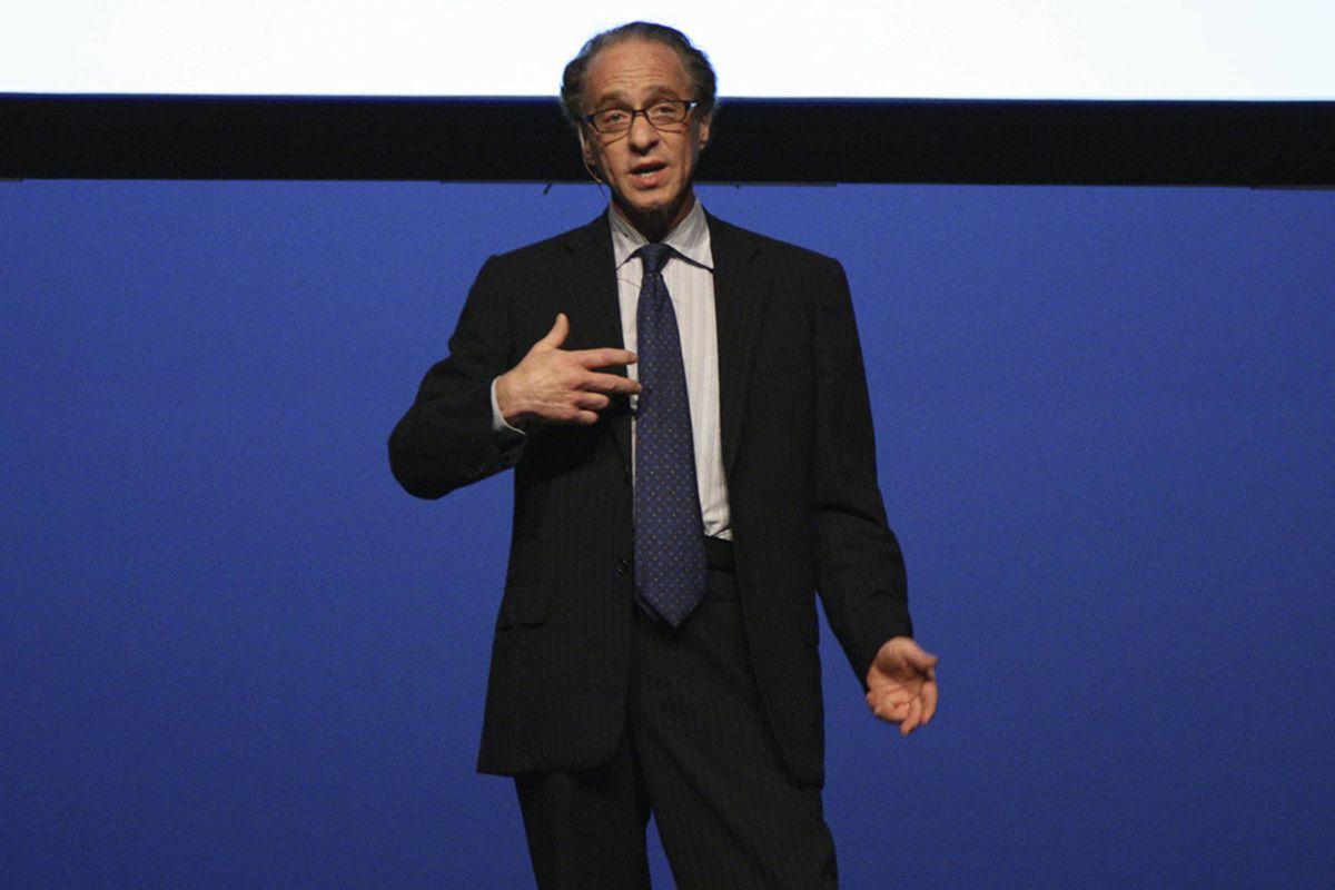 Ray Kurzweil (Wikimedia)