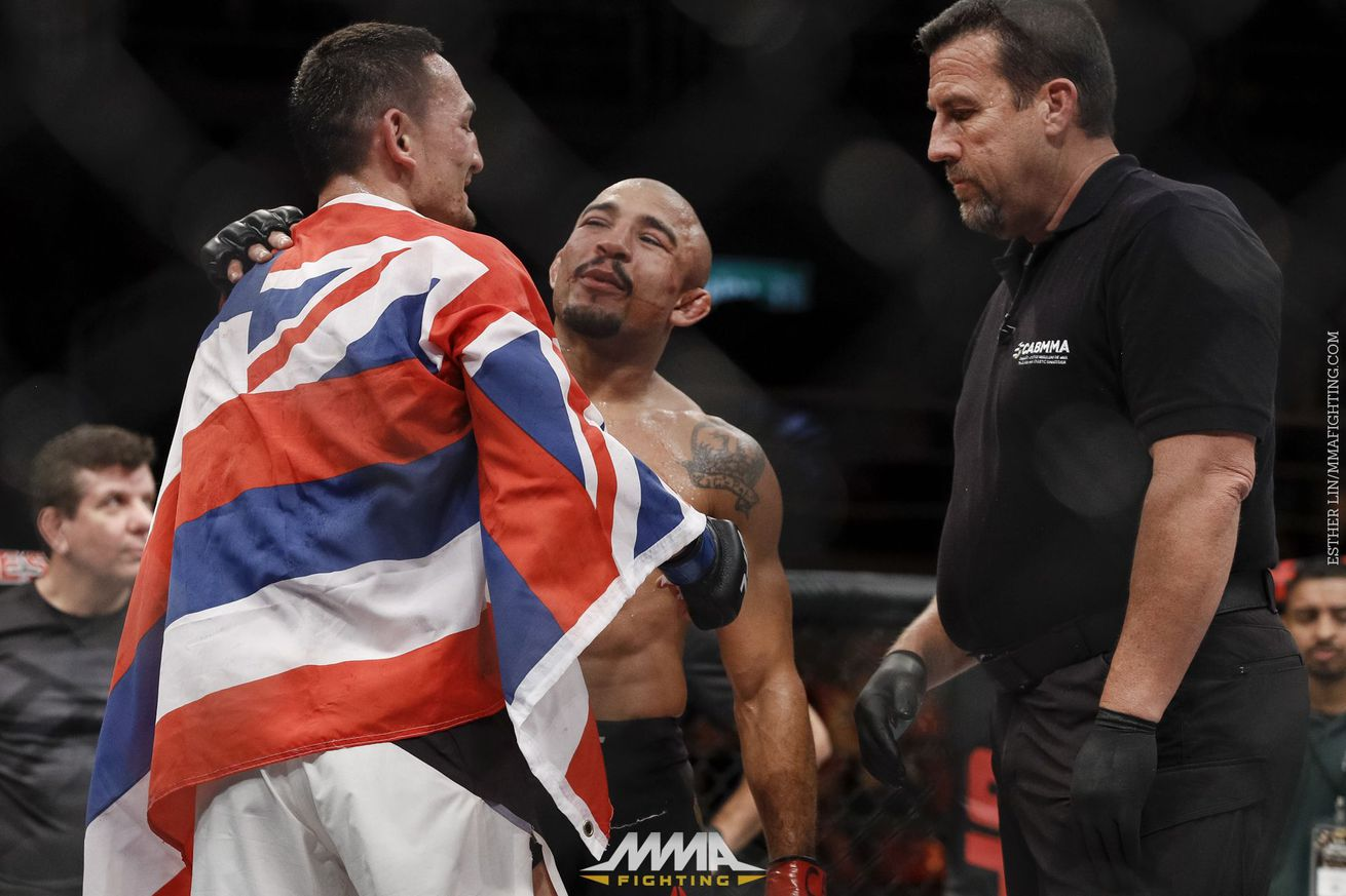 Max Holloway defends Jose Aldo's legacy after UFC 212