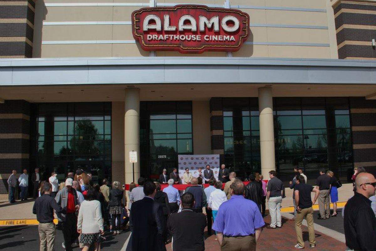 Alamo Drafthouse in Ashburn, Va.
