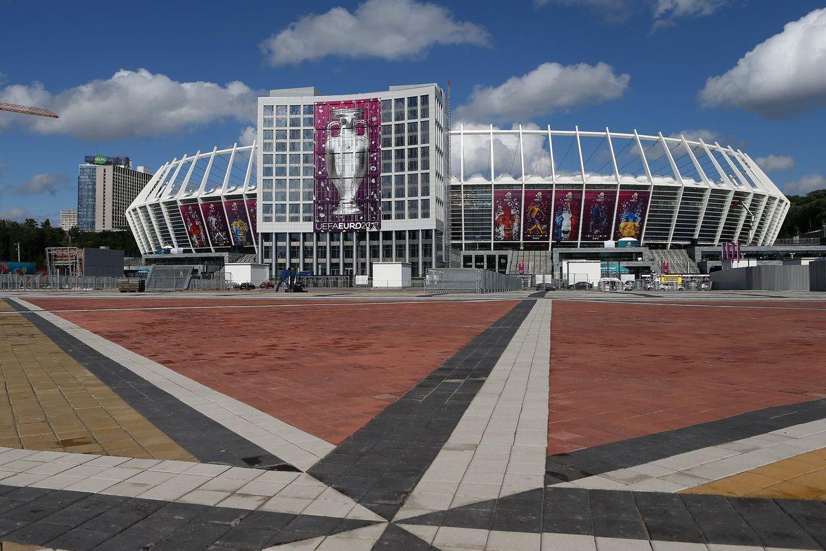Previews in Kiev - UEFA EURO 2012