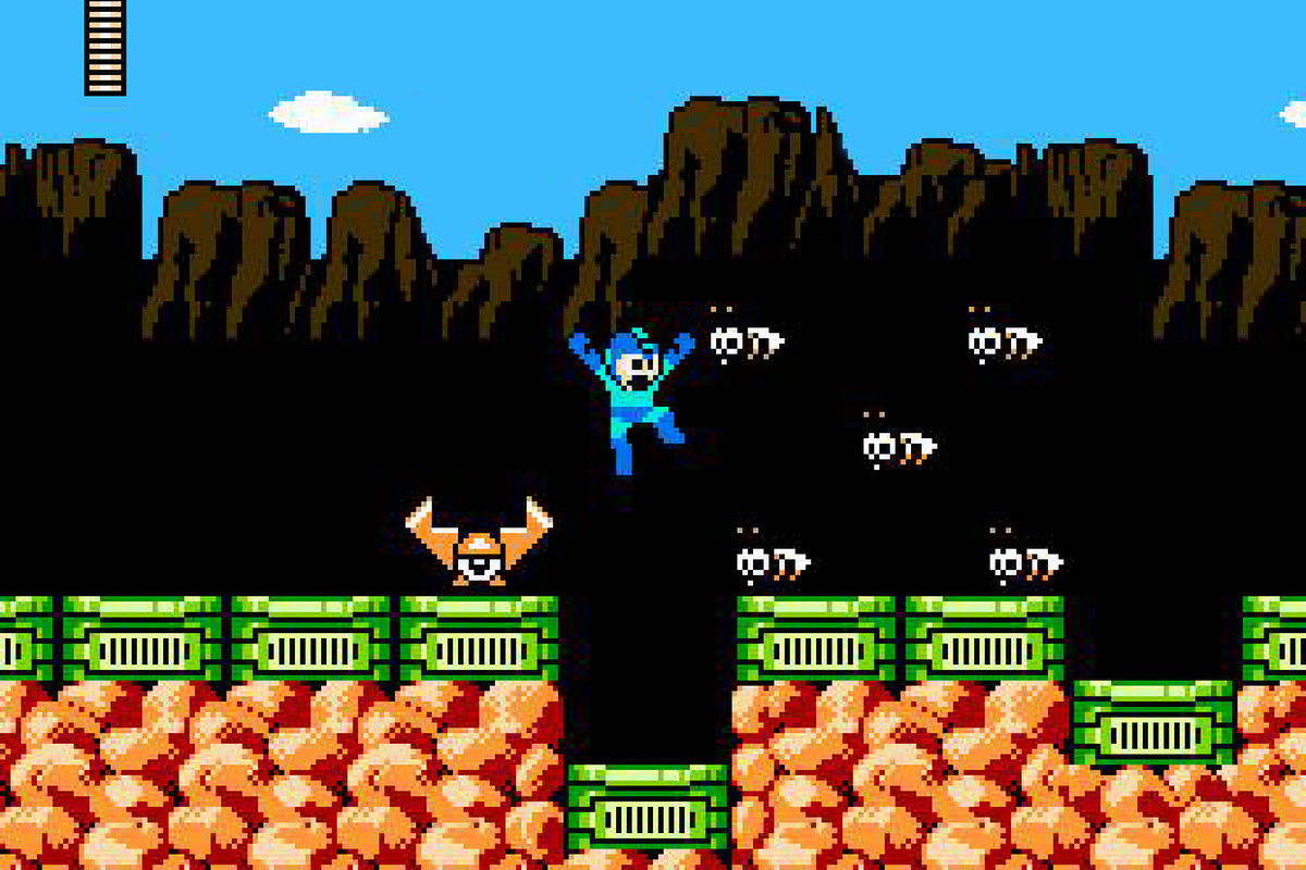 Mega Man 3 screenshot