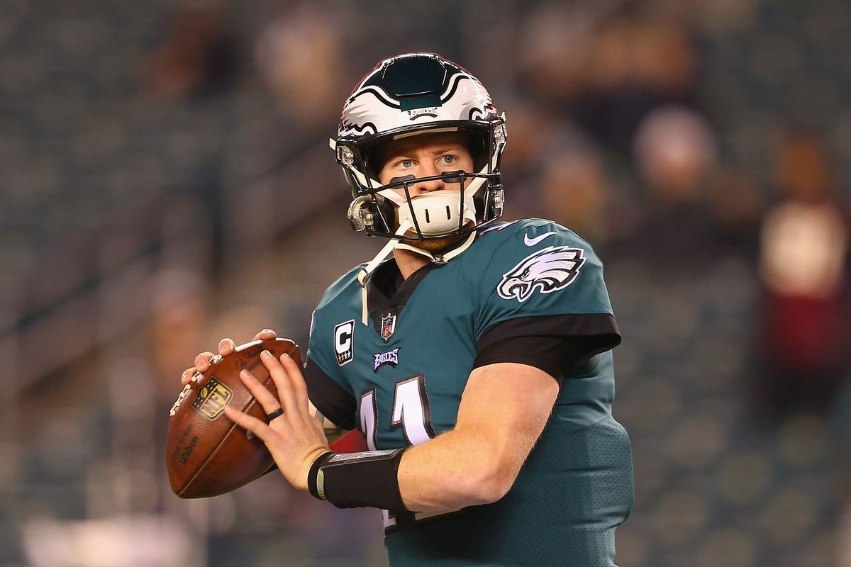 separation shoes a317a c4d7f If Carson Wentz Sits, Don't Expect Another Nick Foles ...
