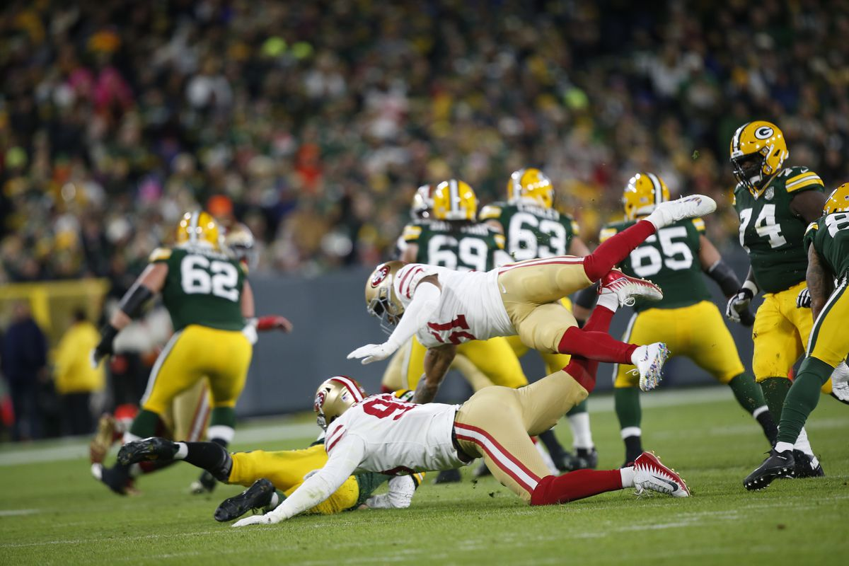 f32212fa 49ers news: Niners have two of the best matchups in the NFL this ...