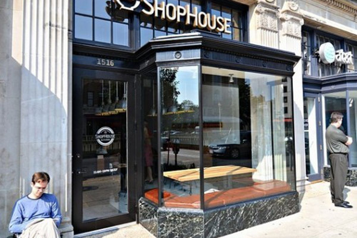 Chipotle\'s Asian Spinoff, ShopHouse Southeast Asian Kitchen ...