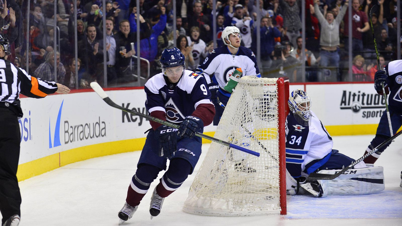 game 6 preview jets avalanche preview mile high hockey. Black Bedroom Furniture Sets. Home Design Ideas