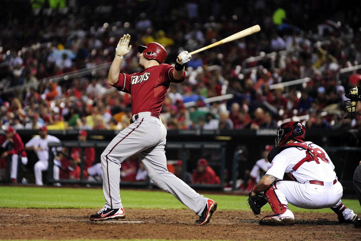 """Paul Goldschmidt is pretty good at this whole """"baseball"""" gig."""