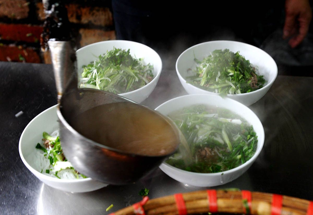 In Vietnam, Pho Is a Breakfast Tradition Changing With the