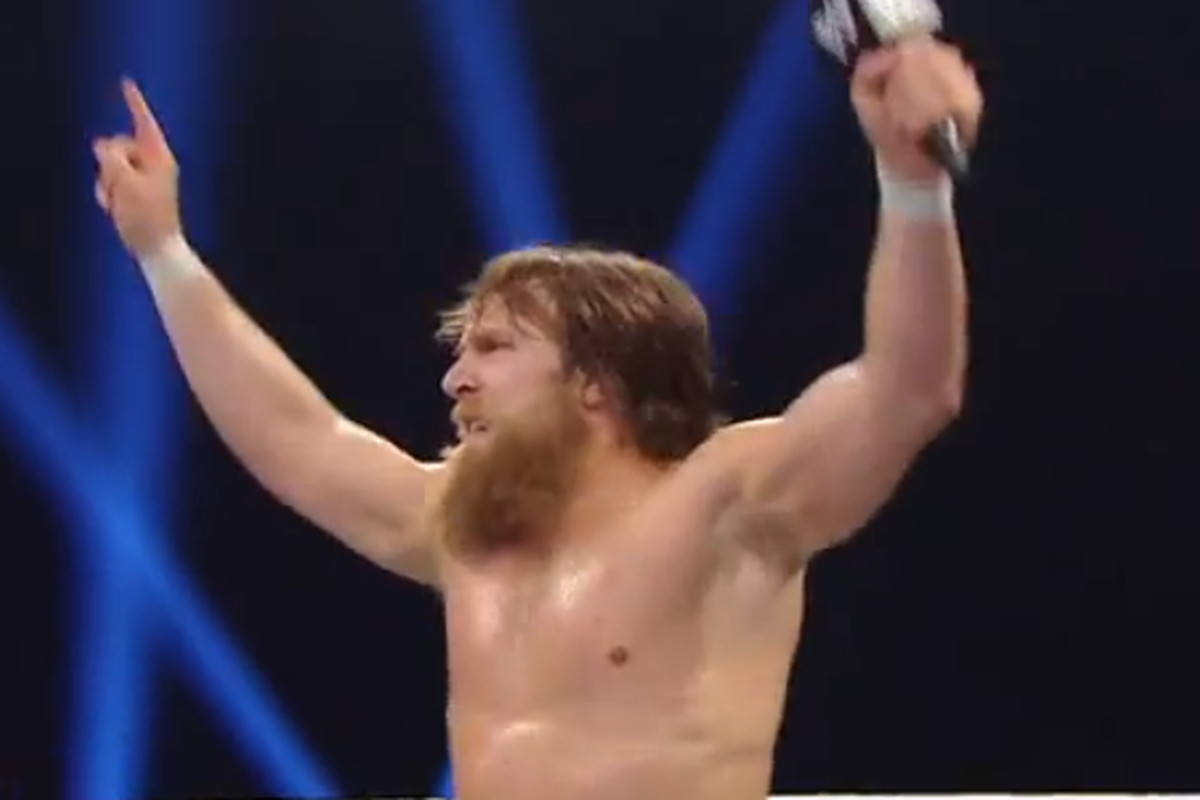 Daniel Bryan, next WWE champion?
