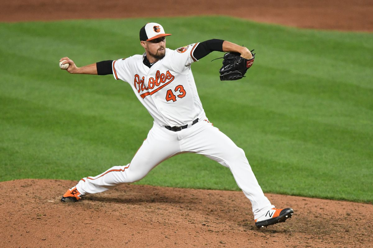 For Shawn Armstrong, it was a rocky first season at Camden Yards