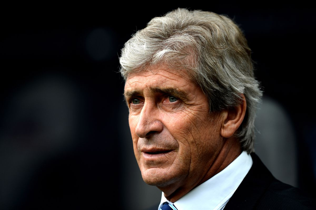Pellegrini watches as City claim all three points away to Newcastle.