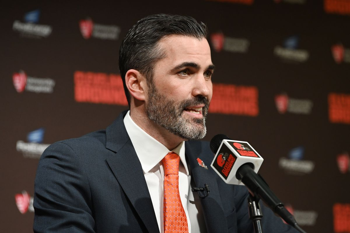 """Cleveland Browns Kevin Stefanski: """"We're putting in the 2020 Browns system""""  - Dawgs By Nature"""