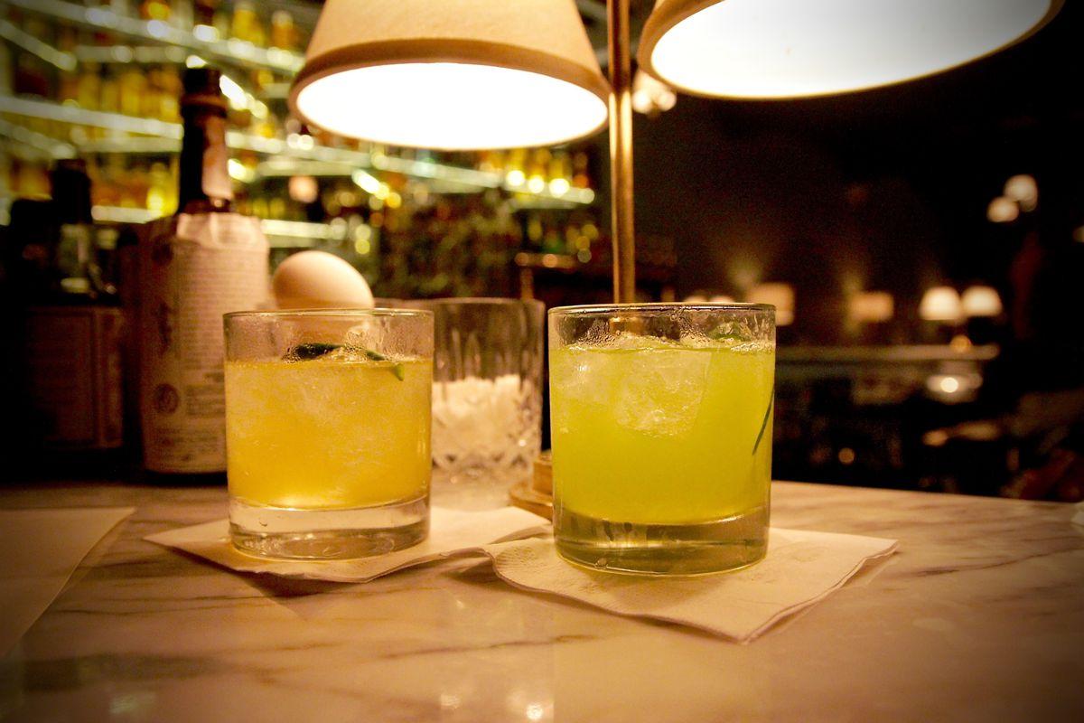Ysabel Cocktails