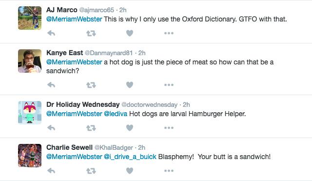 Hot Dog Sandwich 3