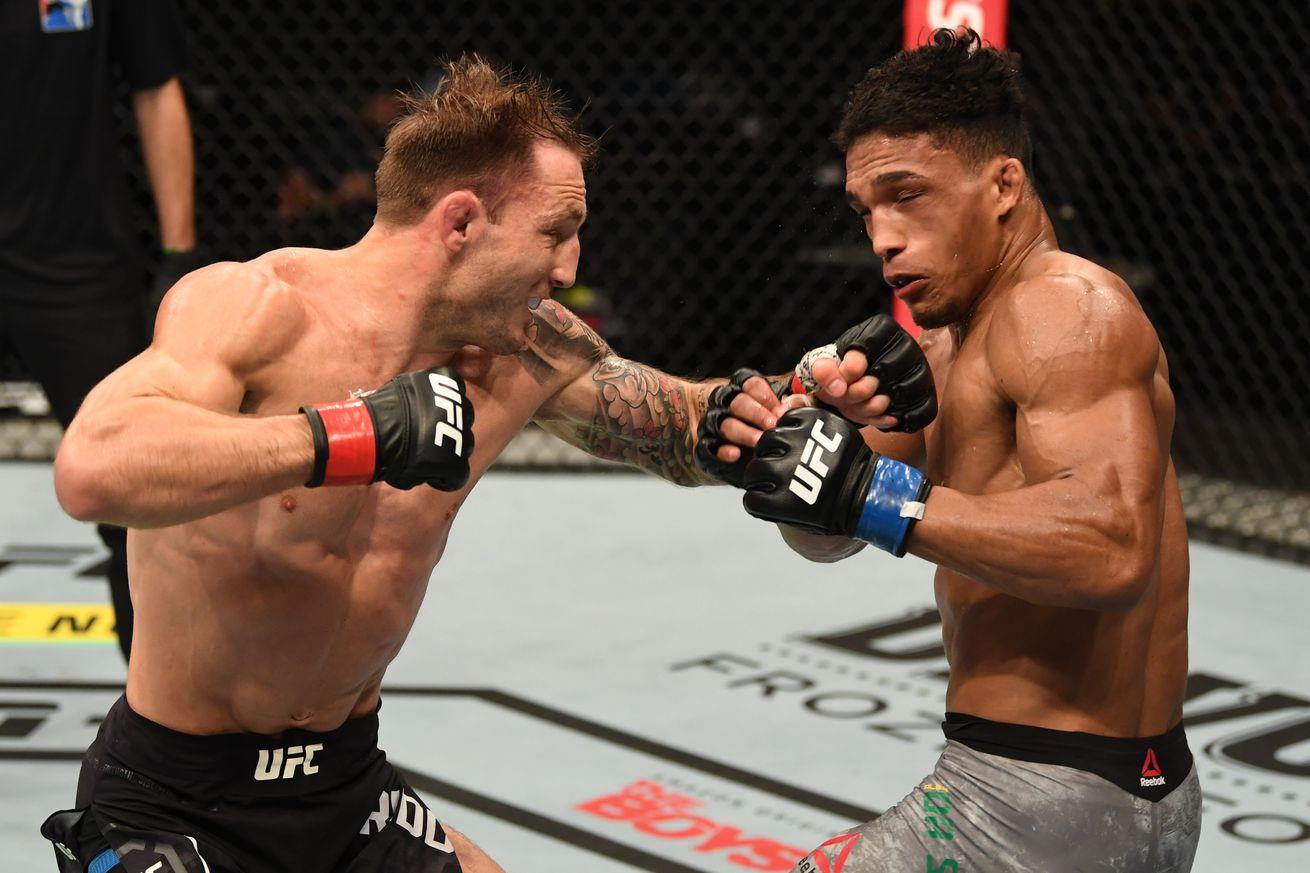 UFC 253 Riddell v Da Silva