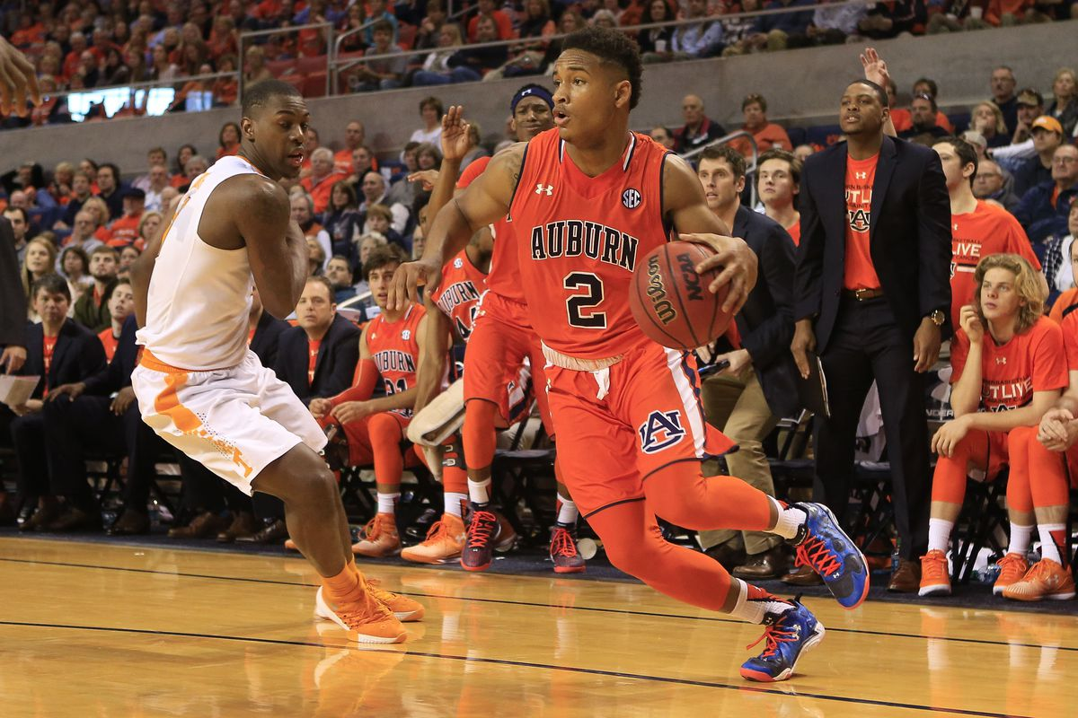 Bryce Brown has become a shooting threat for the Tigers. Will it be enough against South Carolina?