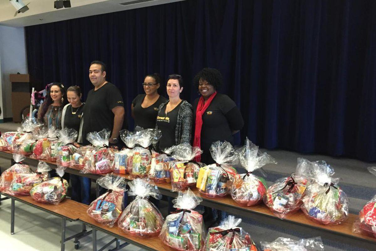 Todd English P.U.B. donations to Communities in Schools
