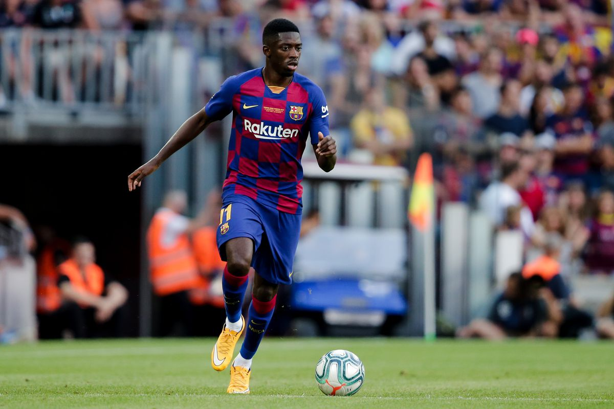 Ousmane Dembélé, back from hibernation and ready to conquer