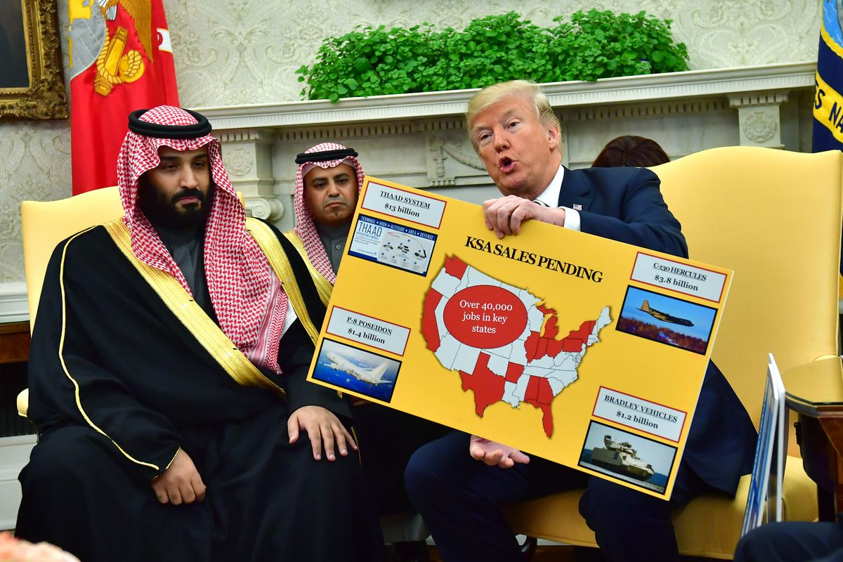 How Trump is putting American foreign policy up for sale - Vox