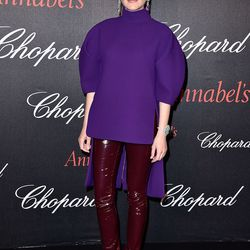 Marion Cotillard at the Chopard Gent's party.