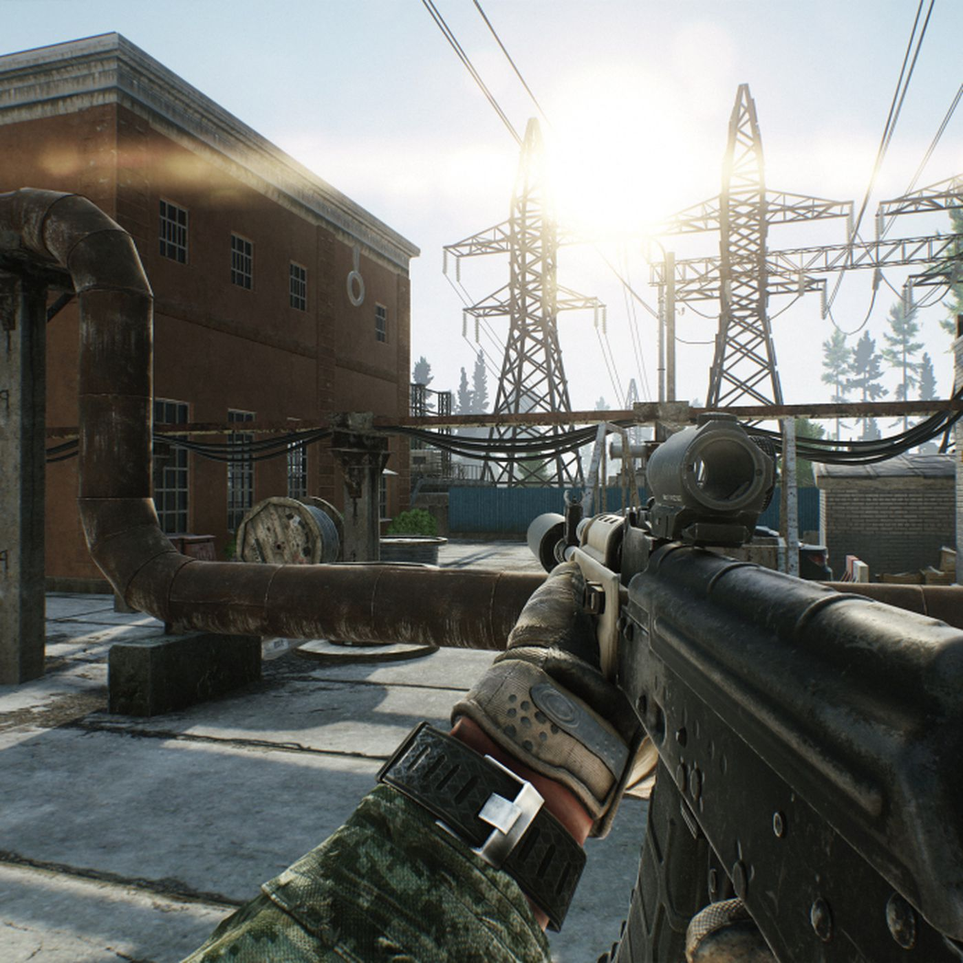 Escape from Tarkov creator gives terrible excuse for not including ...