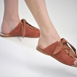 This brand always captures austere beauty in every handmade pair.