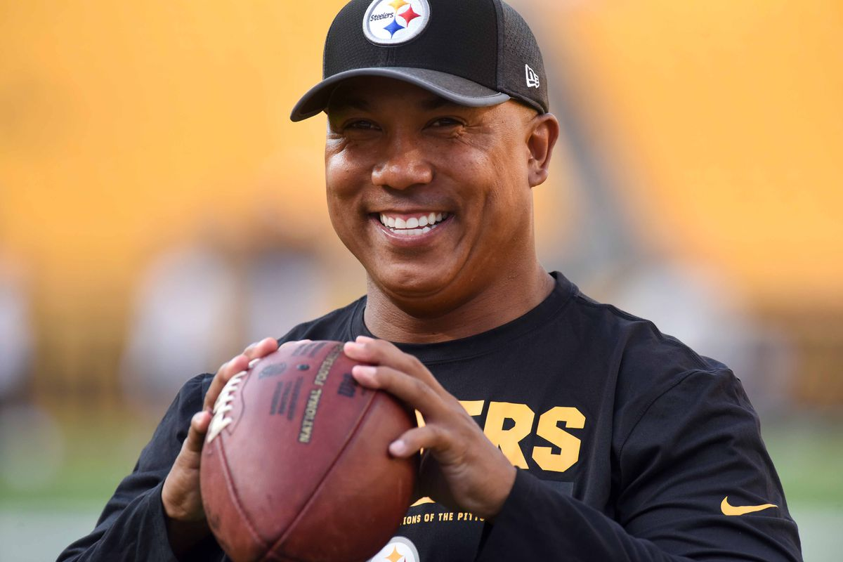 Hines Ward could be beefing up his resume for a return to