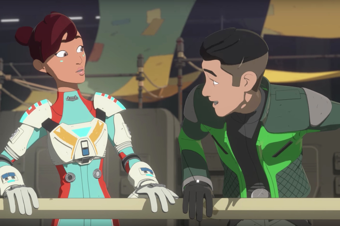 meet the pilots of star wars resistance in a new featurette