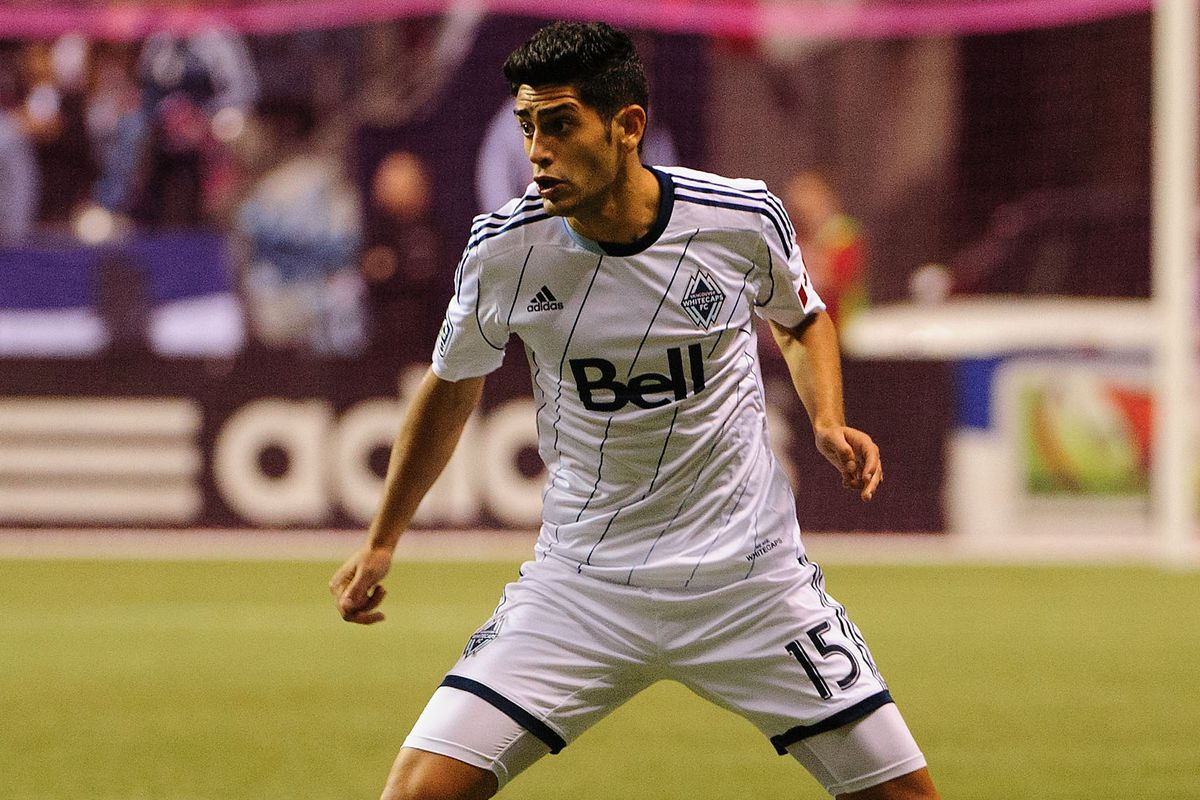 Whitecaps supporters on Vancouver Island will have a chance to see their heroes in their own backyard when the Caps play the UVic Vikes men's soccer team on February 15th at Centennial Stadium in Victoria.