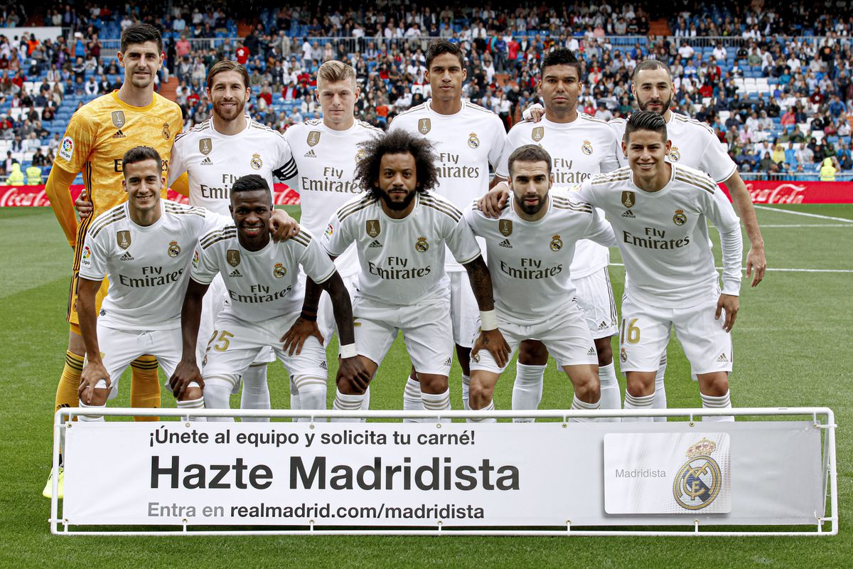 Player Ratings Real Madrid 3 2 Levante 2019 La Liga Managing