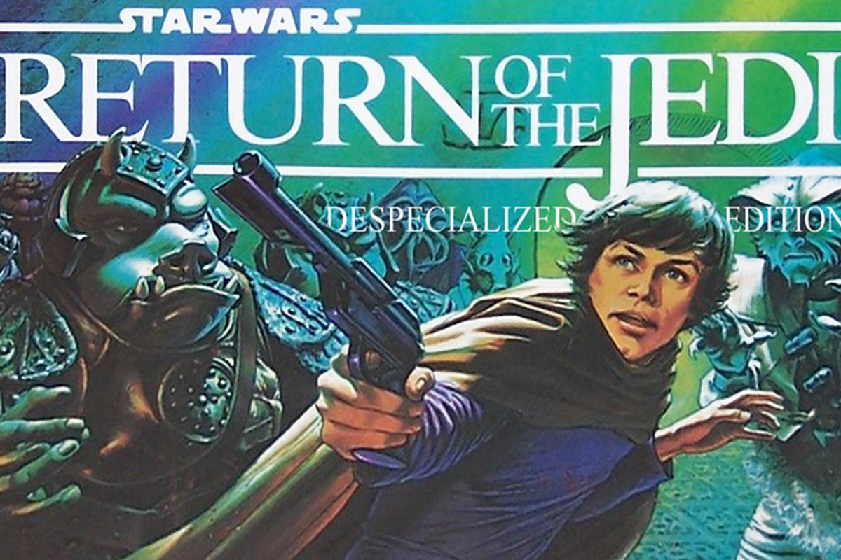 This Return of the Jedi fan edit might be the ultimate