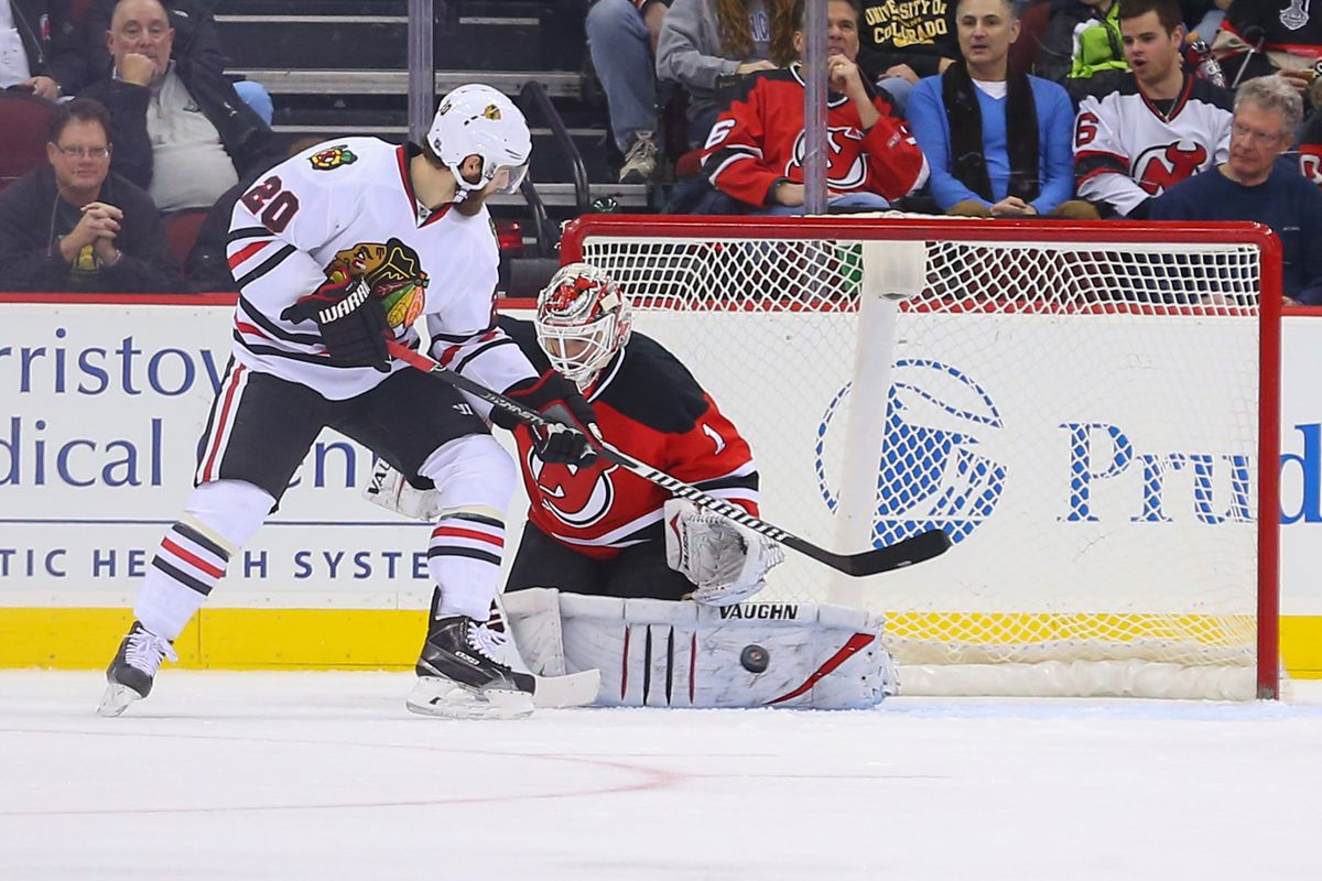 One of the many times Kinkaid has bailed out his teammates.