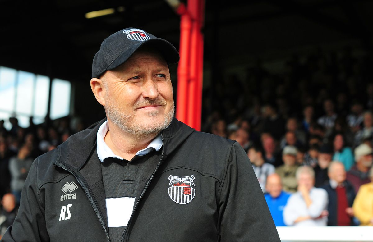 Grimsby Town v Lincoln City - Sky Bet League Two