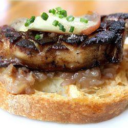 "Foie gras at Toro by <a href=""http://www.flickr.com/photos/treasurela/"">TreasureLA</a>."