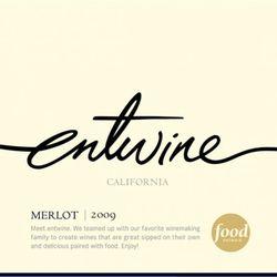 entwine Merlot