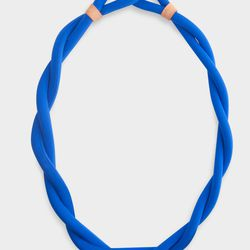 Twist Necklace by Confetti System, $265