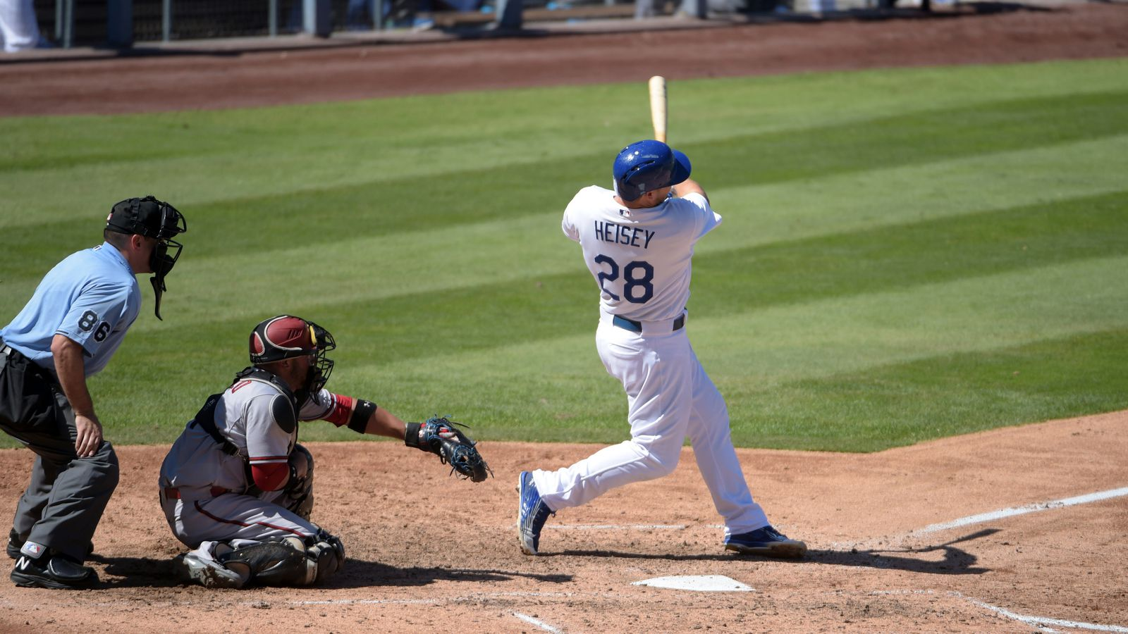 2015 Dodgers review: 'Grand Slam Heisey,' they call him ...