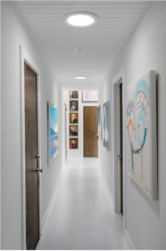 Sun Tunnels For Narrow Hallways