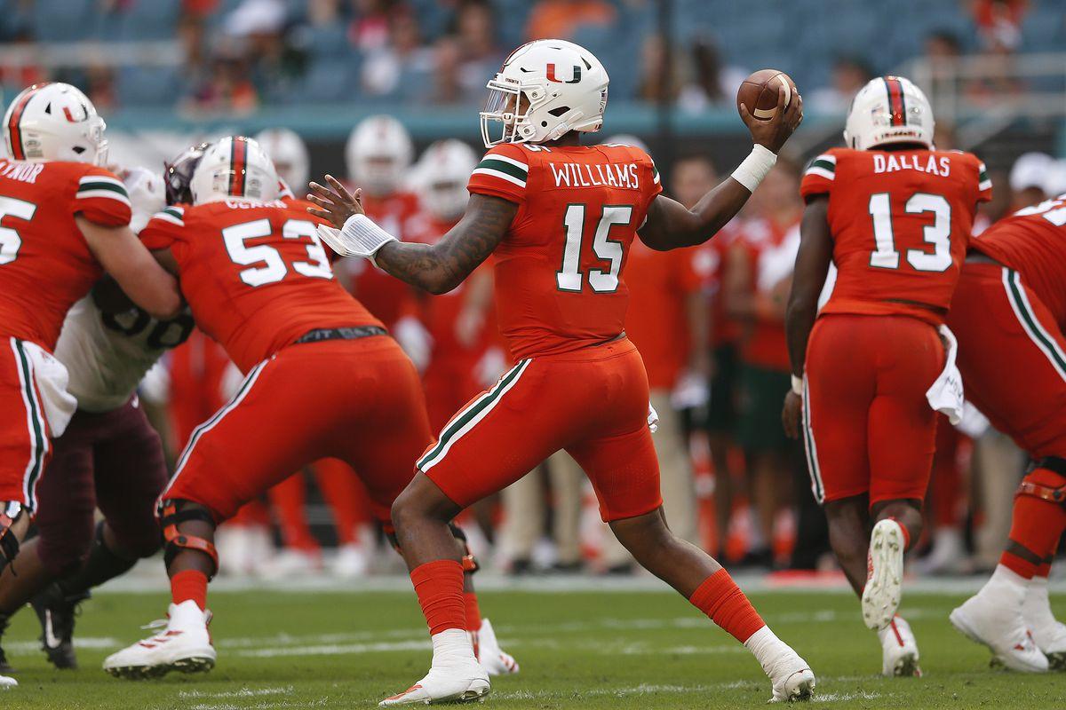 Virginia Tech v Miami