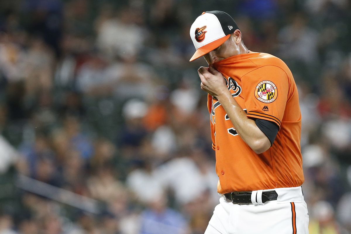 MLB: Game Two-New York Yankees at Baltimore Orioles