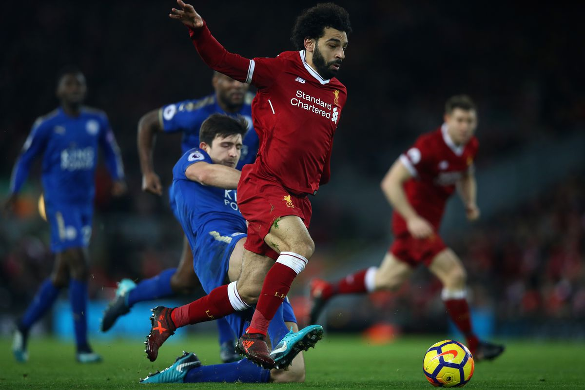 Liverpool v Leicester City - Premier League