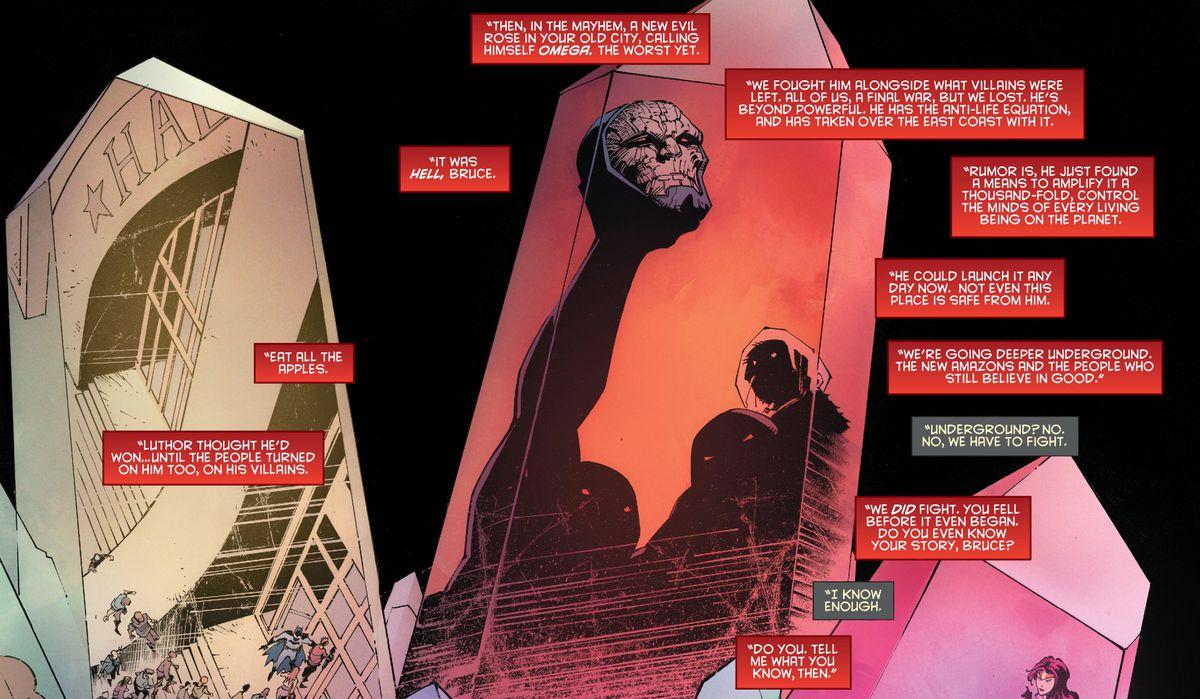 From Batman: Last Knight on Earth #1, DC Comics (2019).