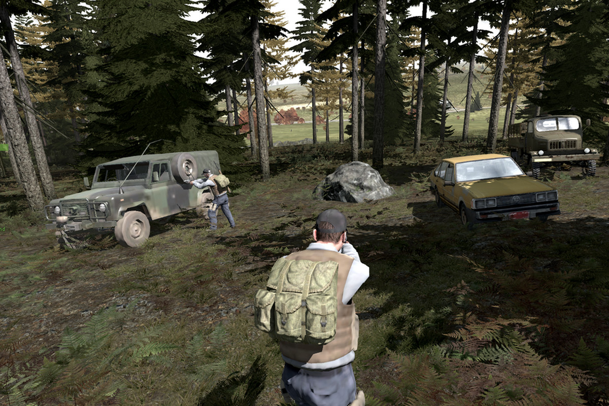 Dayz On The Xbox One Ball Is In Microsofts Court Polygon