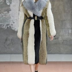 """Marni delivers the perfect balance between a stylist's paradise and a shopper's dream.—Lisa Armstrong, <a href=""""http://fashion.telegraph.co.uk/Article/TMG10656443/864/Marni-autumnwinter-2014-at-Milan-Fashion-Week.html"""">Telegraph</a>"""