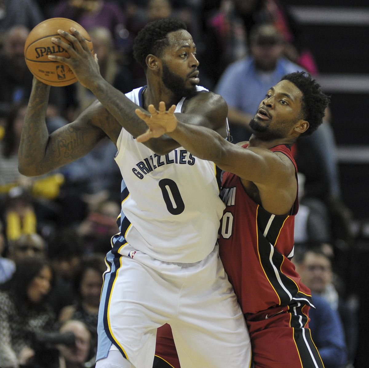 NBA: Miami Heat at Memphis Grizzlies