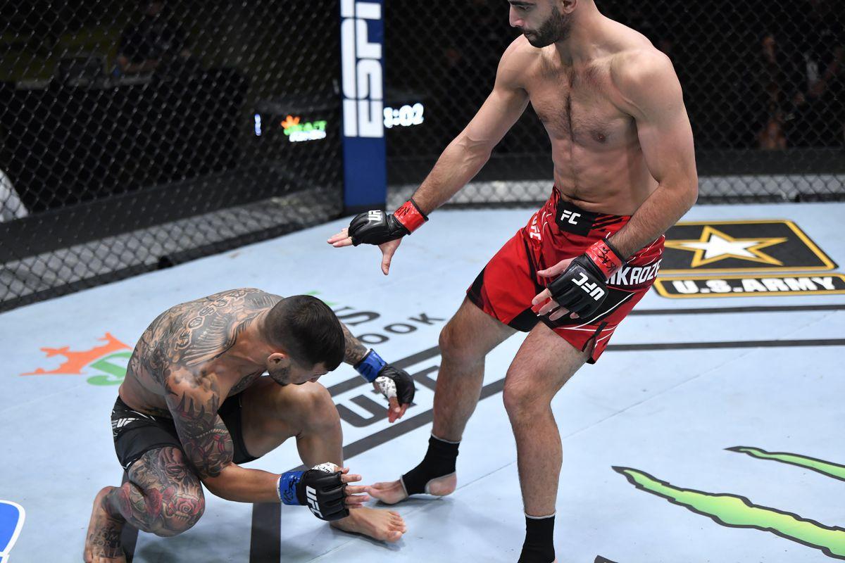 UFC Fight Night: Chikadze v Swanson
