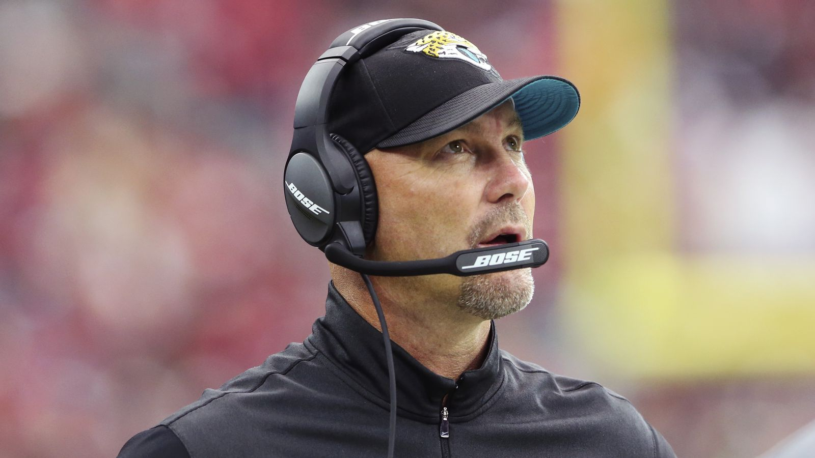 Gus Bradley had to ride the Jaguars' plane home after ...