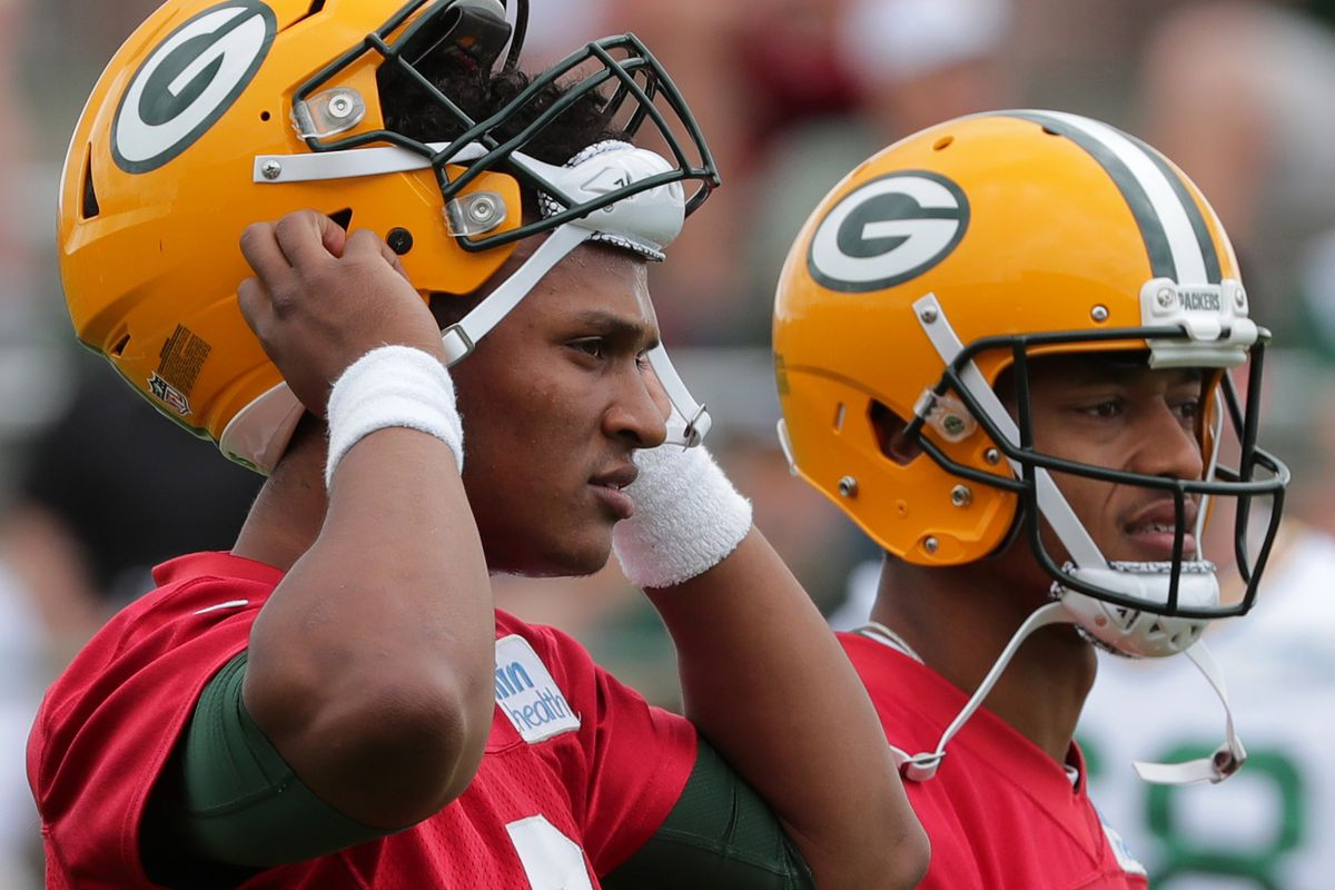 Packers Training Camp Preview  Backup QB competition will heat up in August 0f0e0ba2a
