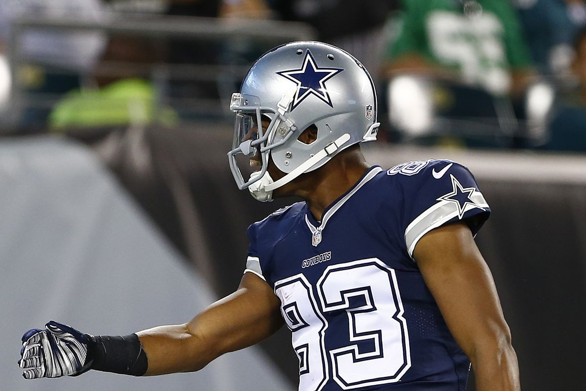 650b6d36555 Cowboys Terrance Williams Says Sean Lee Would Be Best At Driving A Car With  His Feet