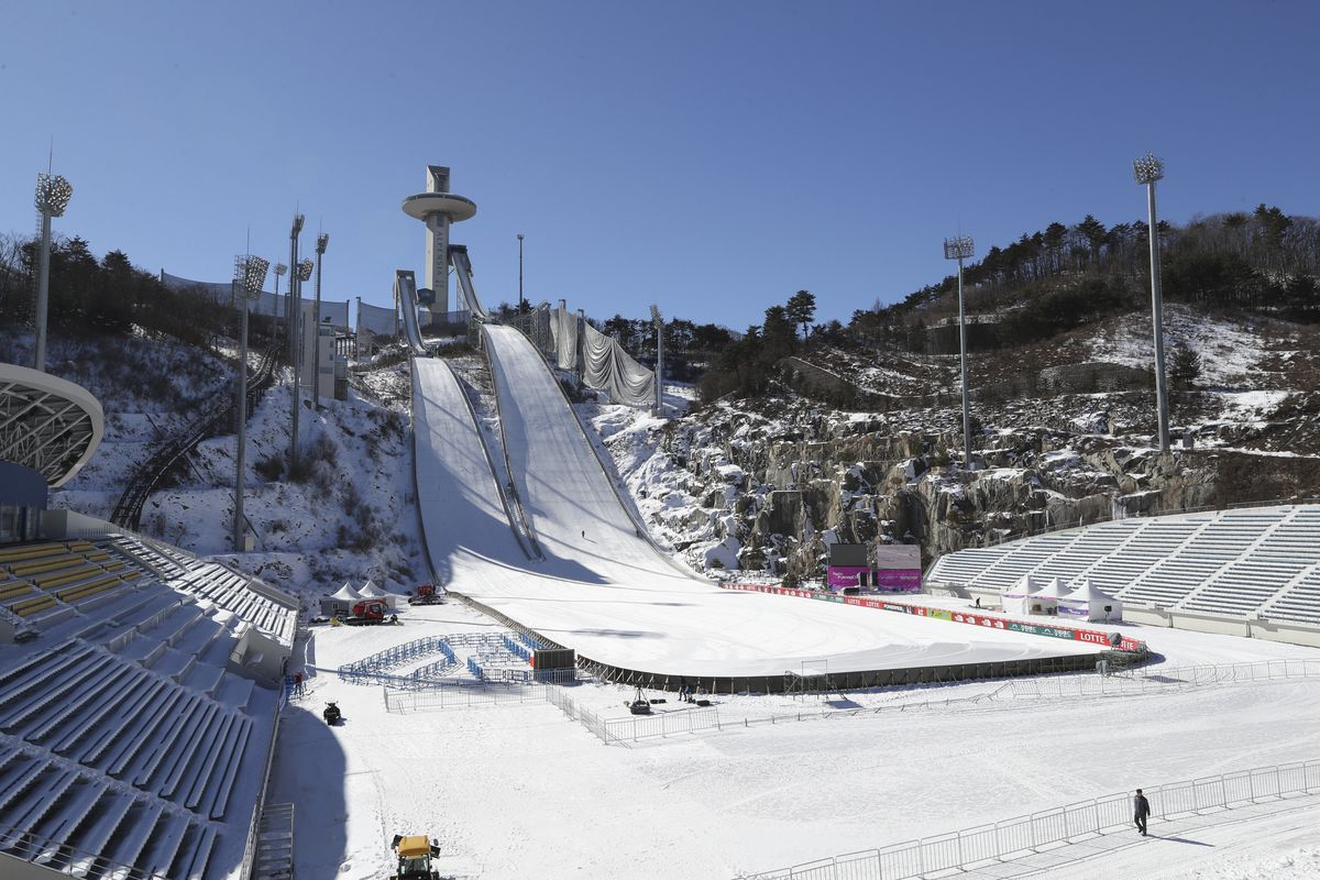 2018 winter olympics: every venue in pyeongchang, in photos - curbed