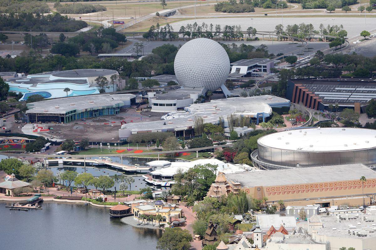 City Of Orlando, Theme Parks Empty As Coronavirus Threat Remains